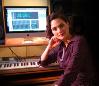 2012-06-25 Rain San Martin recording in Fort Wayne home studio-cropped