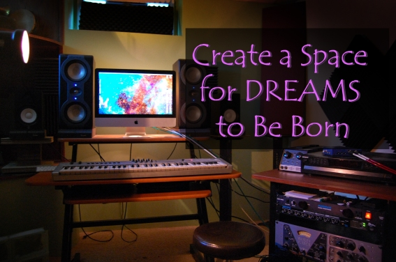 2016-02-19 Create a Space for Dreams to be Born