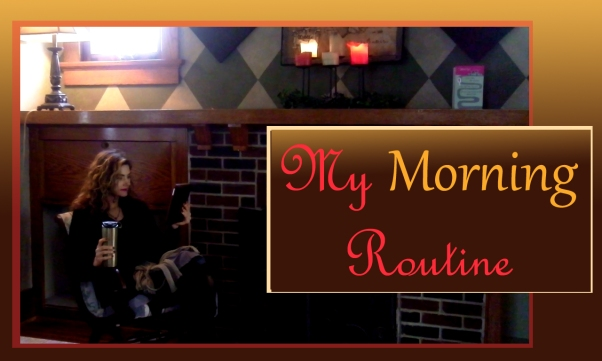 2016-03-03 Morning Routine