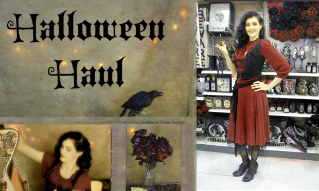 2018-09-15 Halloween Haul